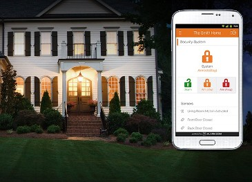 Home Security From Your Phone